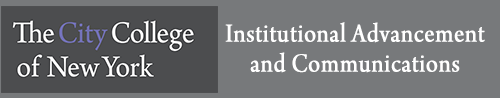 The City College of New York Institutional Advancement and Communications