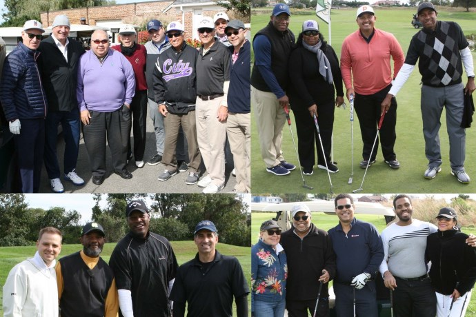 2019 CCNY Golf Outing Collage